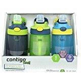 Contigo Kids Autospout Gizmo Water Bottles, 14oz – DiZiSports Store