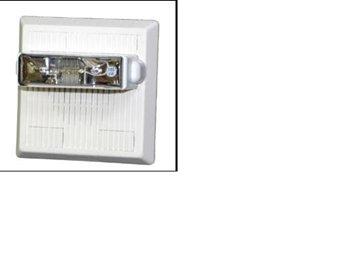 WHEELOCK SIG./COOPER WHEELOCK 123305 HORN STR MULTI CAN WHT 24 VDC FIRE ALARM... (Cooper Horn Wheelock)