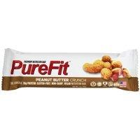 PureFit Nutrition Bar, Peanut Butter Crunch, 2-Ounce Bars (Pack of 15)