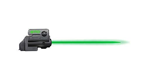 ArmaLaser Taurus PT92 GTO Green Laser Sight and FLX58 Grip Switch