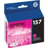 Epson UltraChrome K3 157 Inkjet Cartridge (Vivid Magenta) (T157320), Office Central