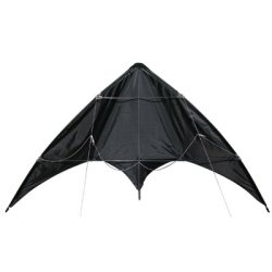 Ready to Fly Stunt Kite, Wind Range 5 to 20 MPH, Includes Two Winder Handles and Two 100' Lines Tools Equipment Hand Tools
