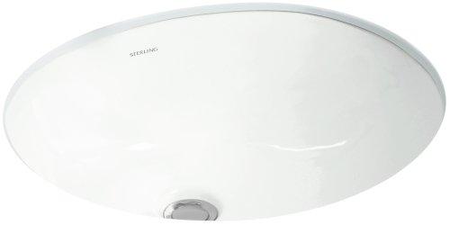 STERLING 442050-0 Wescott Undercounter Lavatory,