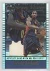 (Gilbert Arenas (Basketball Card) 2002-03 Topps Jersey Edition - [Base] #je GA)