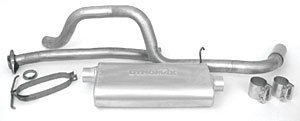 Dynomax 39315 Stainless Steel Exhaust (Ford Ranger Exhaust System)