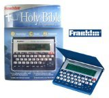 Franklin NIV-570  Holy Bible, New International Version by Franklin Electronic