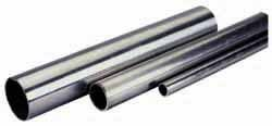 6 to 7 Ft. Long, 2 Inch Outside Diameter, 316 Stainless Steel Tube by Value Collection