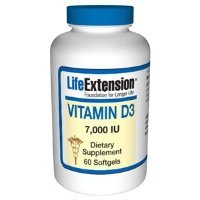Life Extension – Vitamin D3 – 7000 Iu – 60 Caps (Pack of 2) Carrier to shipping international usps, ups, fedex, dhl, 14-28 Day By Dragon Shopping