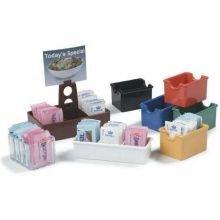 Carlisle-Merchandiser-Sugar-Caddy-Holds-50-Sugar-Pockets