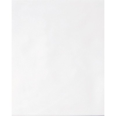 Polaris X Glazed Field Tile In Gloss White Ceramic Tiles - 8 x 10 white ceramic tile