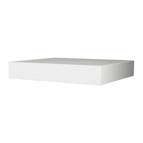 Review 2 X Ikea Floating Wall Shelf, White By Ikea by Ikea