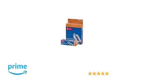 Amazon.com: 4 PCS *NEW* -- DENSO #3120 -- U-GROOVE - Standard Spark Plugs -- K16R-U11: Automotive