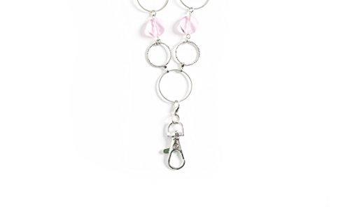Carolina Fashion Lanyard Necklace Crystal product image