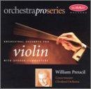 [Orchestral Excerpts for Violin] (William Preucil Violin)