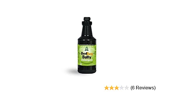 Bed Bug Bully Reviews >> Amazon Com Bed Bug Bully Detergent 32oz Home Improvement