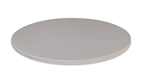 "Kamado Joe BJ-PS24 Big Joe Pizza Stone, 19.06"" x 19.06"" x 0.3125, White"