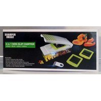 sharper-image-4-in-1-non-slip-chopper
