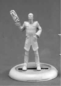 Reaper Miniatures 50310 Chrono Sky Pirate Simon