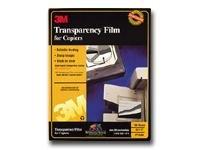 3m Pp2500 Plain Paper Copier Transparency Film
