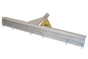 Wire Rake - Midwest Rake Wire Gauge Rake, (Various Handle Size: 14