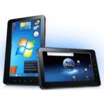 ViewSonic ViewPad 100i 32GB Intel Atom N475 1.83GHz 2GB DDR2 Android 2.2 and Windows 7 3G Tablet PC with 10.1