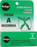 Nu Age Tissue A Insomnia 125 Tablets