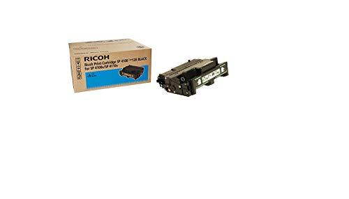Ricoh 406997 (SP4100) Toner Cartridge Black 1 Pack in Retail Packaging (Ricoh Aficio Sp 4100n)