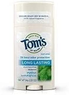 product image for Tom's of Maine Men's Long Lasting Stick Deodorant, Maine Woodspice, 2.25 oz - 2pc