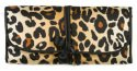 (Leopard Jewelry Roll)