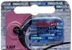 335 Silver Oxide Watch Battery - Maxell SR512SW 335 V335 D335 SR512 Silver Oxide Watch Battery