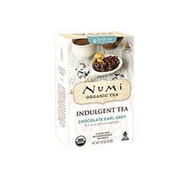 Numi Chocolate Earl Grey Tea Bag, Pack of 3