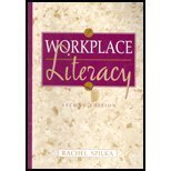 Workplace Literacy, Spilka, Rachel, 0321064992