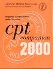 CPT Companion 2000, American Medical Association, 1579470319
