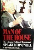 Man of the House, Thomas P. O'Neill and William Novak, 0394552016