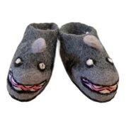 Hector & Queen Shark Slippers, Jungen Unisex Kinder M盲dchen Flache Hausschuhe