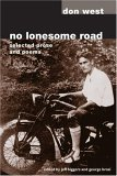 No Lonesome Road, Don West and Jeff Biggers, 0252028872