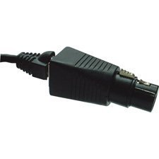 TecNec DMX-3XF-CAT5 3-pin XLR Female to RJ45 Adapter