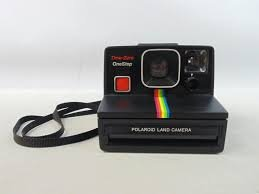 Vintage Polaroid Time-Zero OneStep SX-70 Land Camera (Best Polaroid Camera Of All Time)