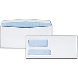 Dual Window Envelope - 6