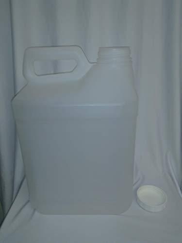 Tanica da 10 litri in HDPE.