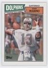 Dan Marino (Football Card) 1987 Topps - [Base] #233 ()