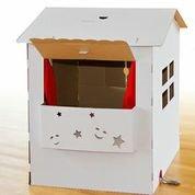 spielhaus karton wirklich besondere modelle auf 1 blick. Black Bedroom Furniture Sets. Home Design Ideas