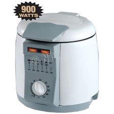 Freidora Mini 1l.Orbit, 900 watt
