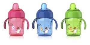 Avent 7 oz Non-Spill Toddler Drinking Cup