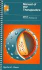 Manual of HIV Therapeutics, , 0316715107