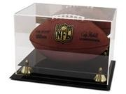 Football Deluxe Display Case Mirror Back Classic ()
