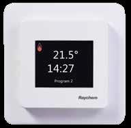 raychen r-senz termostato para calefacción por suelo radiante ...