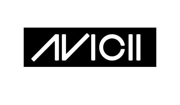 LLI Avicii | Vinilo Adhesivo | Coches Camiones Vans Paredes Laptop ...