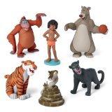 Disney The Jungle Book 6 pc Figure Set