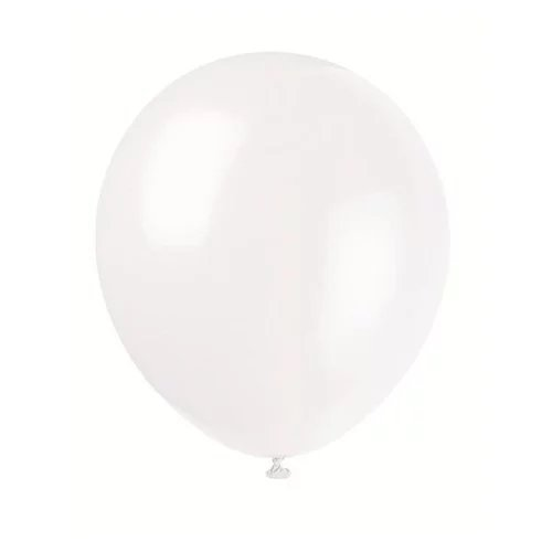 Neo LOONS 5 Inch Pearl White Color Natural Latex Balloons for Party Decoration 100 Pcs/lot -